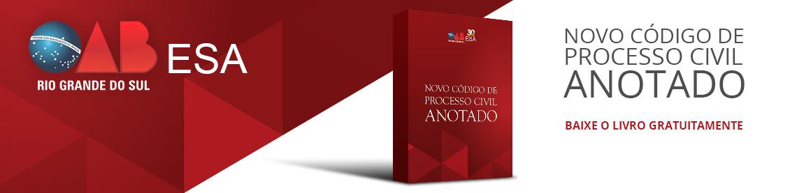 Livro CPC - Novo Código